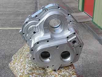 gear box casing devon
