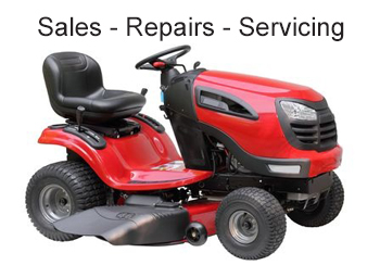 garden machinery repairs and sales